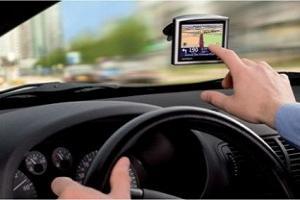 GPS-навигатор в авто