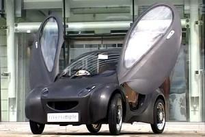 водородный автомобиль Riversimple