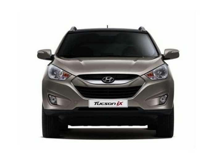 2010 Hyundai Tucson/ix35