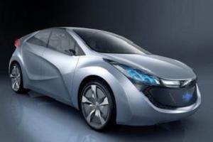 Спортивный гибридный автомобиль от Hyundai