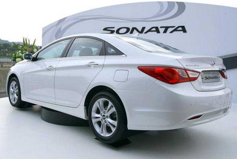 Hyundai Sonata фото