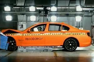 Краш-тест BMW 7-series