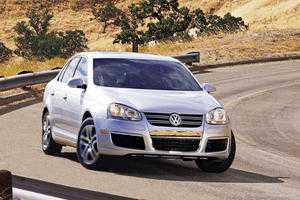 Volkswagen Jetta 2.5 2007 года
