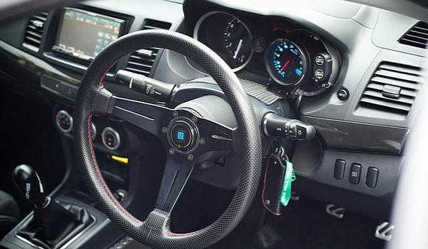 Тюнинг Mitsubishi Lancer Evo X