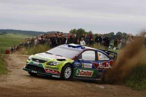 Гонки WRC