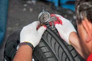 Как правильно оценить износ шин?
