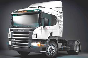 Диагностика импортного грузовика