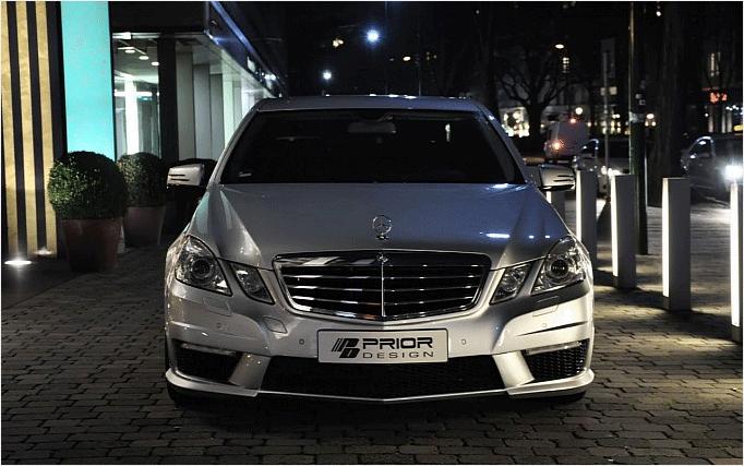 Mercedes E-Class от Prior Design