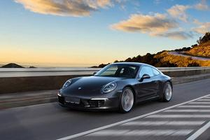 Тюнинг-пакет Porsche 911