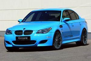 G Power BMW M5 E60 фото