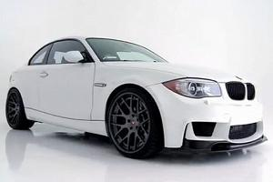 BMW 1M с пакетом настроек для от Vorsteiner фото
