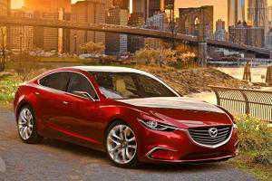 Mazda 6 2014 фото