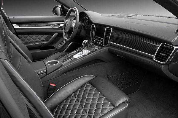 Porsche Panamera Stingray GTR фото