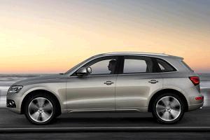 Audi Q3 RS фото