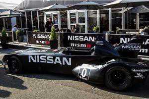 Nissan DeltaWing Race Car фото
