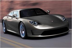 Porsche Panamera фото