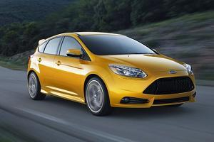 Ford Focus ST 2013 фото