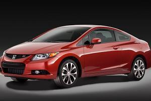 Honda Civic Si Coupe фото