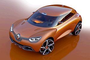 Renault Captur фото