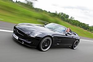 фото тюнинга Mercedes SLS AMG от Vath