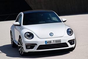 Volkswagen предложил для Beetle пакет R-Line