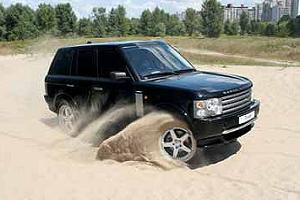 На фото Range Rover Vogue Hamann