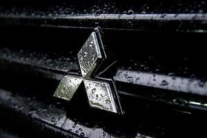 логотип Mitsubishi фото