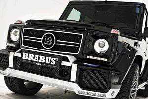 Brabus B63 фото