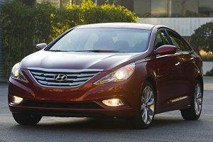 Hyundai Sonata 2013 фото