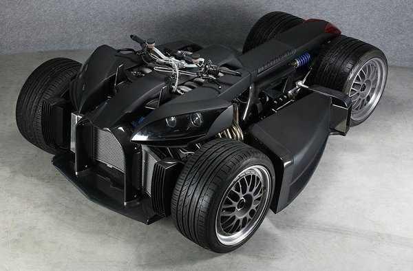 Wazuma V8 фото