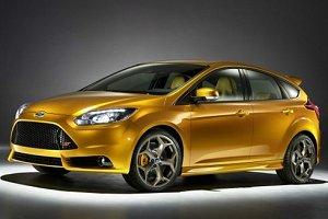 Ford Focus 3 ST фото