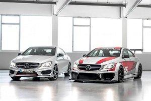 Mercedes-Benz CLA фото