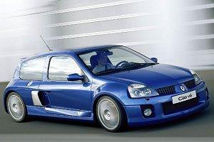 Renault Clio Sport фото