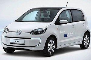 Volkswagen eUp фото