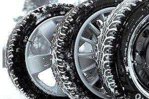 зимние шины фото